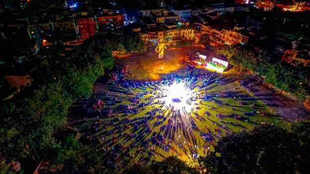 Ravan Dussehra Festival