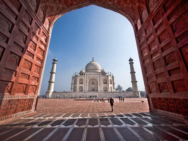 Taj Mahal main