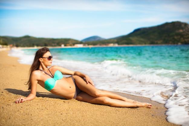 Goa Nude Beach Pic