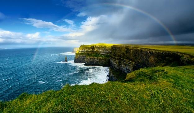 Ireland under Threat of Hurricane Ophelia, its Worst Storm in 50 years