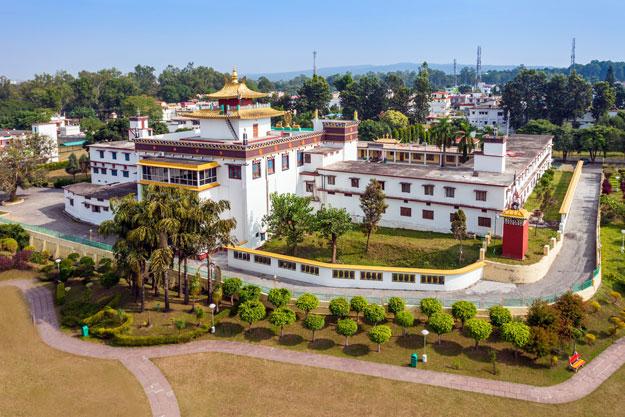 mindrolling monastery