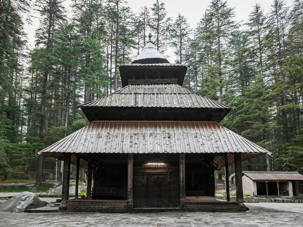 Mata Hidimba Temple, Manali
