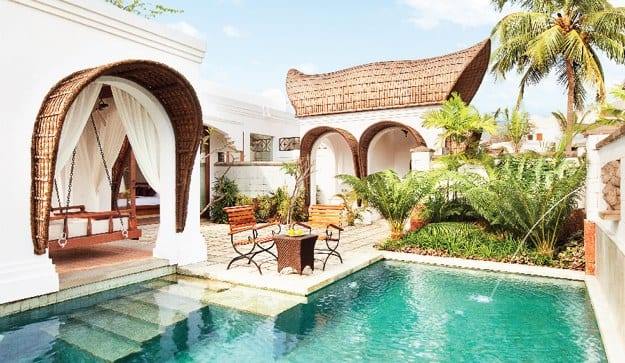 5 resorts in India with private pool villas | India.com