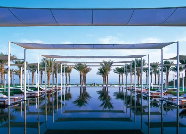 11. The Long Pool at The Chedi Muscat