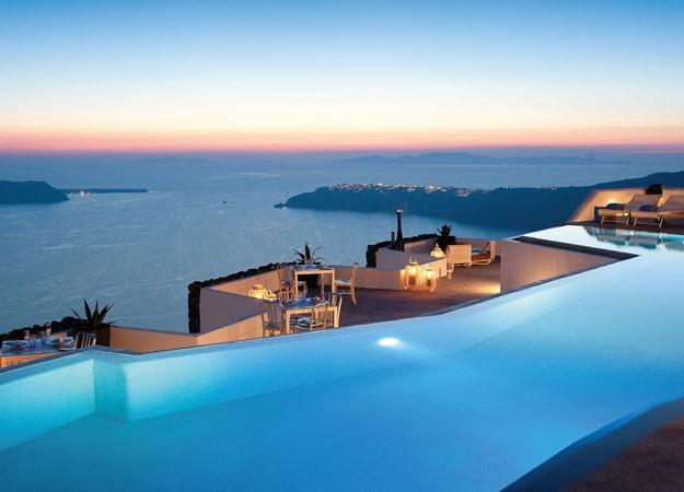 12. Grace Santorini Hotel