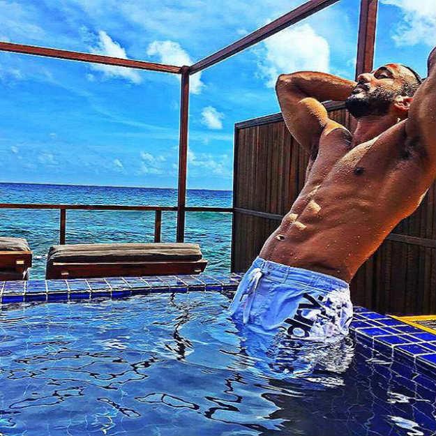 anita rohit maldives 11