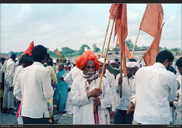 Ashadi Ekadashi celebrations, Photograph courtesy: Animesh Hazra/Creative Commons