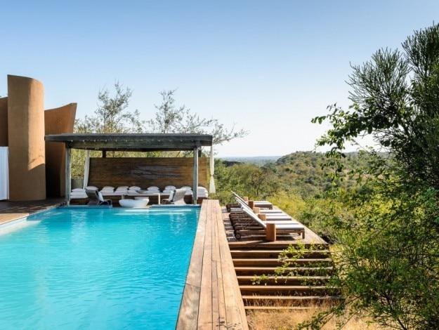 3. Singita Lebombo Lodge, Kruger National Park, South Africa