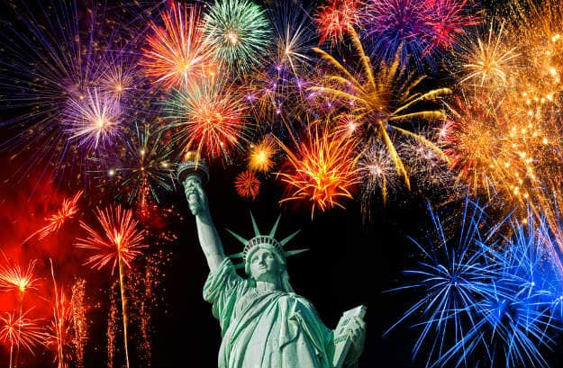 Best Fourth Of July Fireworks In America You Shouldn T