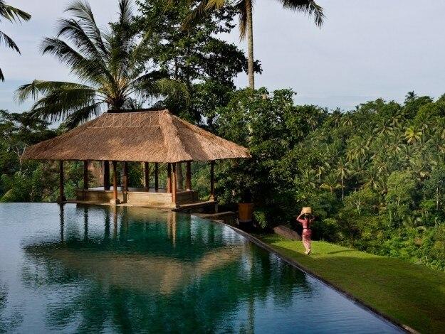 6. Amandari, Bali