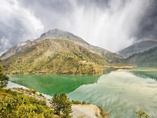 panchen dam