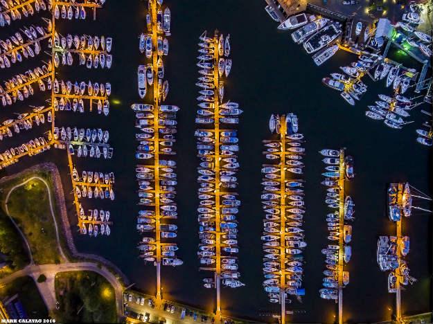 Granville Island boats