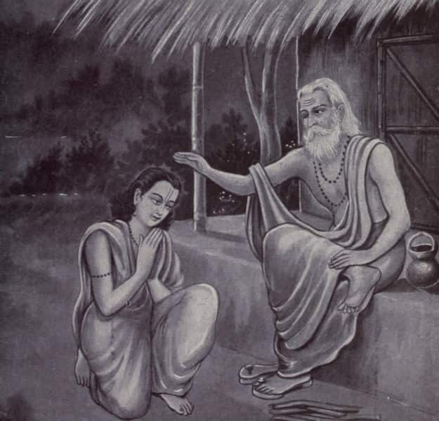 Guru Purnima, Photograph Courtesy: Wikimedia Commons