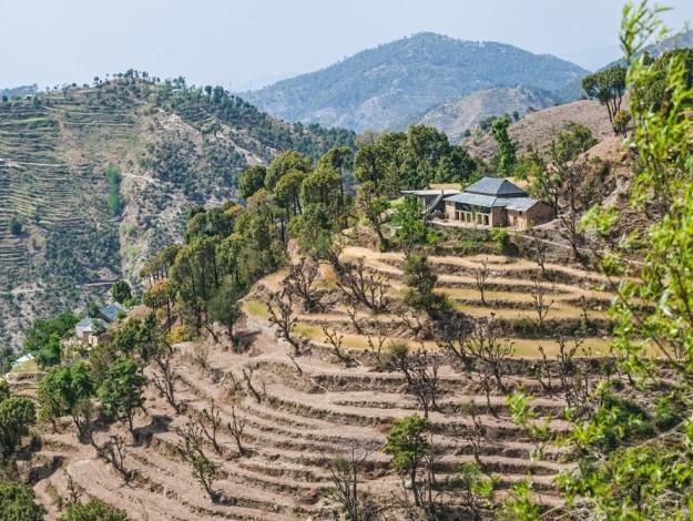Village in remote himalayan region, chamba district himachal pradesh India