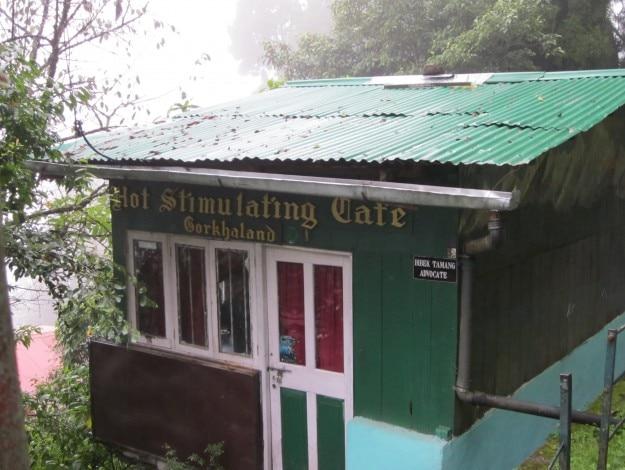 hot stimulating cafe