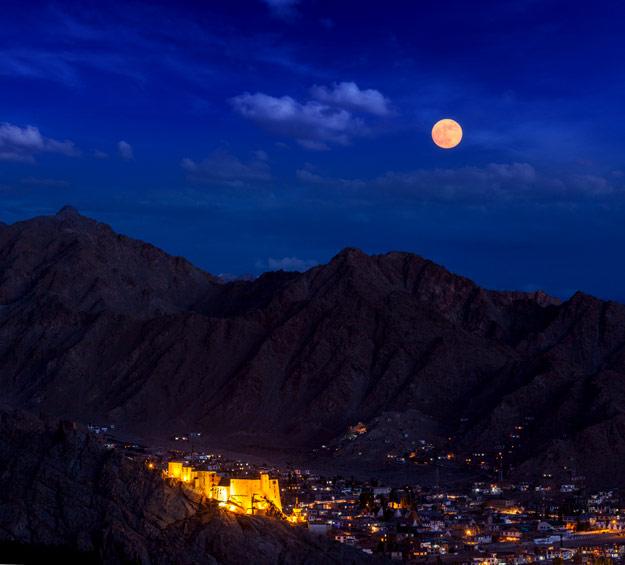 Ladakh night sky