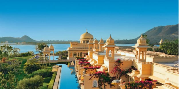 These 6 Indian Hotels Have Made It To The World's Top 100 List
