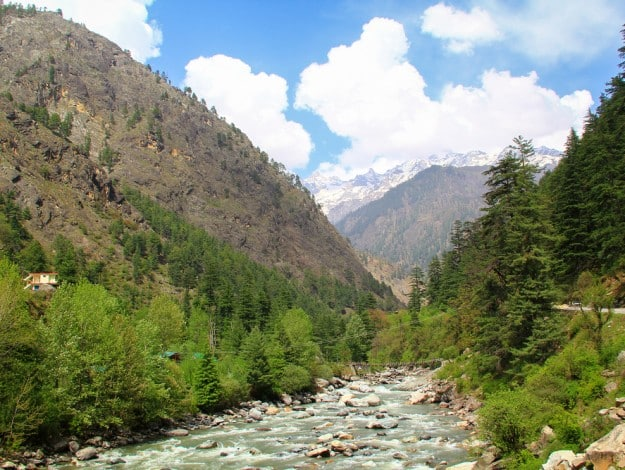 6 Beautiful Places To Visit On Your Trip To Kasol