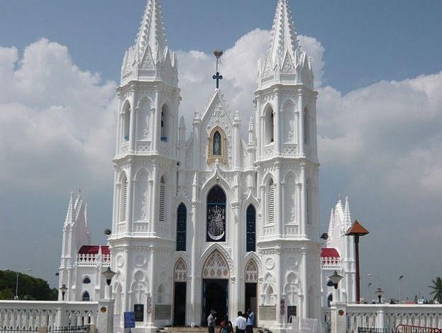 vailankanni church