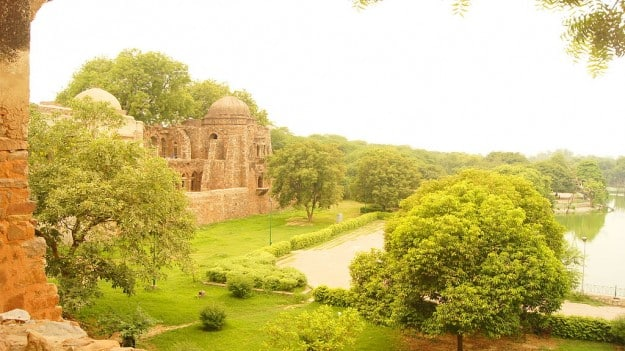 Places To Visit In Delhi For Couples