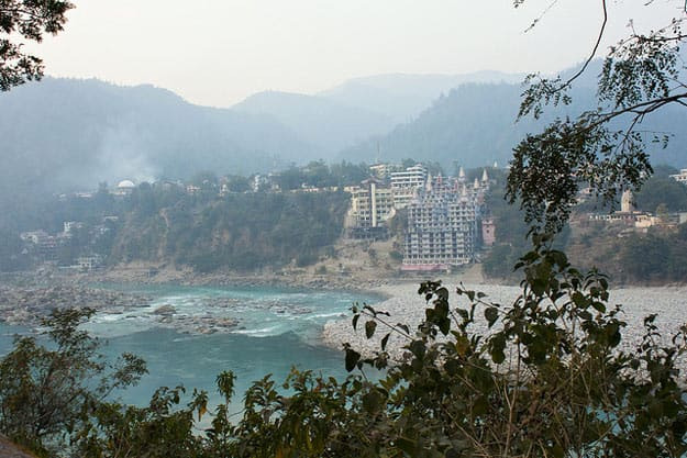Rishikesh, Photograph courtesy: Darcey Wunker/Creative Commons