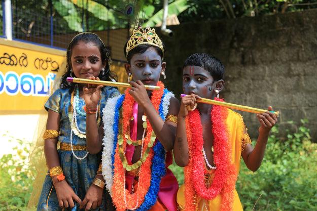 Janmashtami Kerala