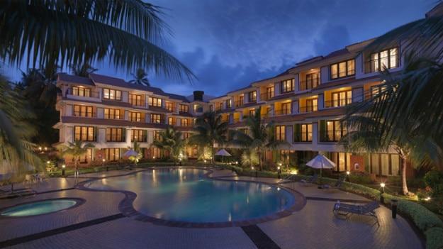 Doubletree Hilton Goa