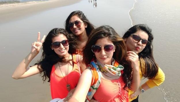 Goa girl friends
