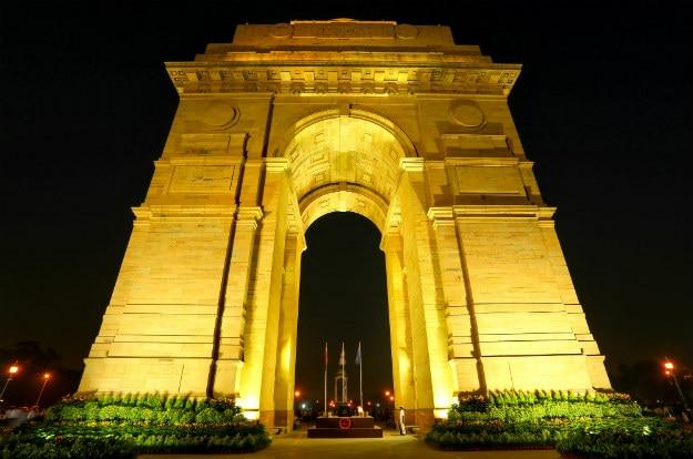 shutterstock India gate1