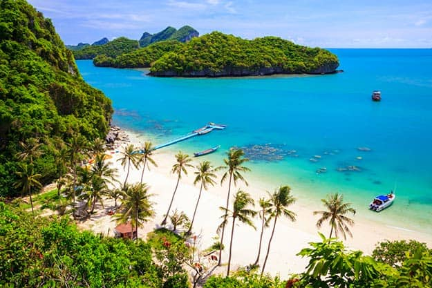 Best Winter Holiday Destinations in Thailand