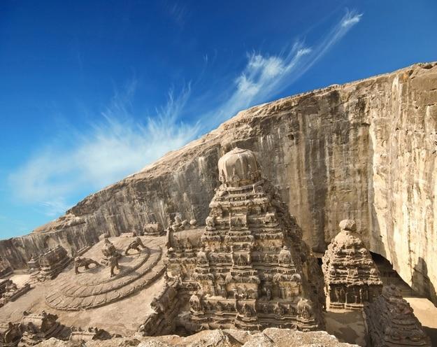 ellora-caves