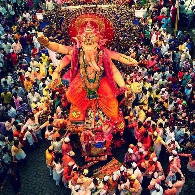 Ganesh Chaturthi 2017: Biggest Ganesh Pandals in Mumbai You Cannot Miss