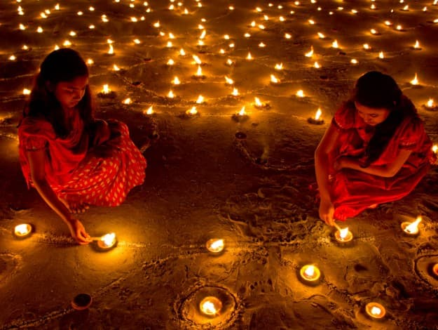 diwali 2017 celebration in india here s how india gears