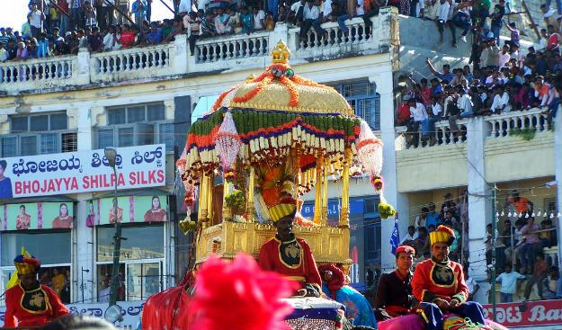 Mysore procession