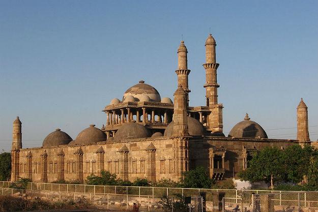 Jama Masjid, Champaner
