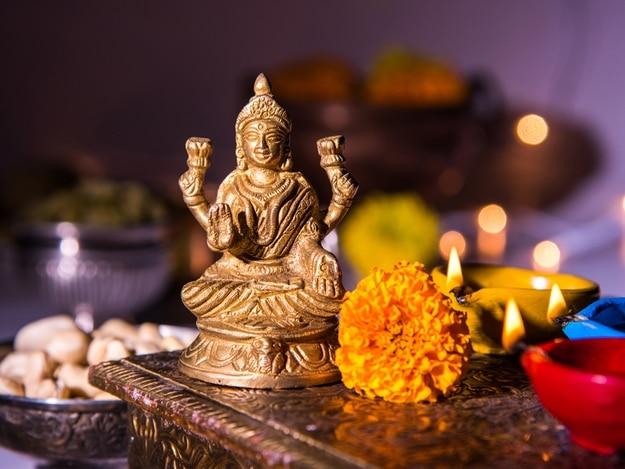 Laxmi Puja is an important part of Diwali celebrations
