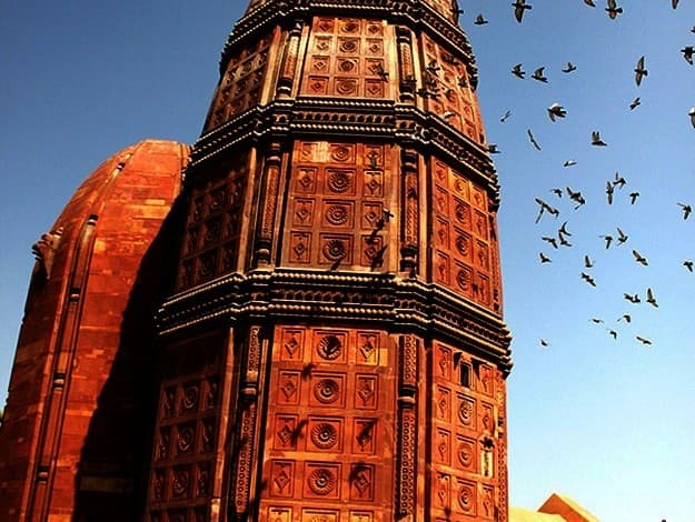Madan Mohan Temple, Vrindavan