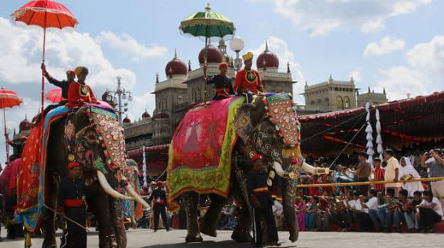 Mysore Dasara 2017 Tickets: Golden Chariot Fully Booked, Here's Every Other Way to Attend Mysore Dussehra 2017