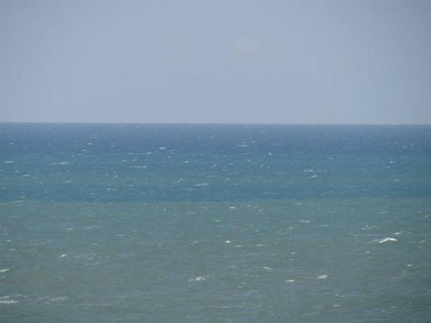Confluence of 3 seas at Kanyakumari
