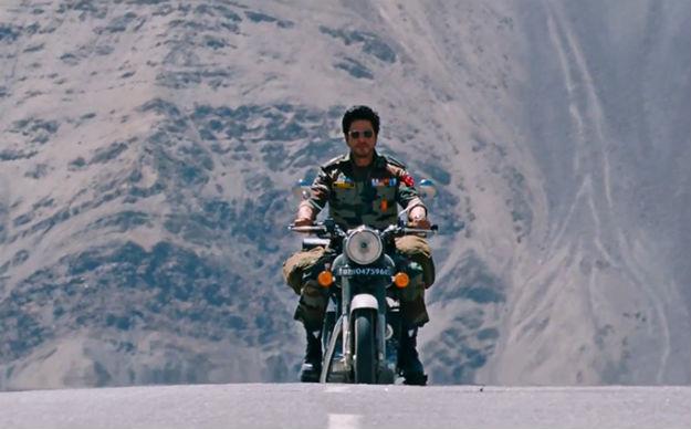 SRK Ladakh