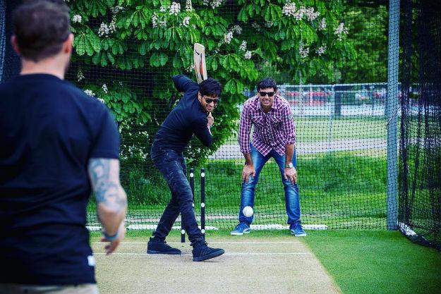 Sidharth Malhotra New Zealand cricket