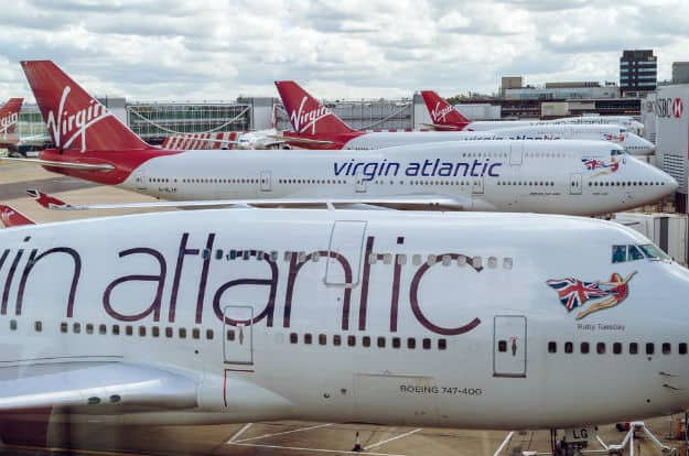 Virgin Atlantic Launches 70-hour Sale for India's 70th Independence Day Celebration
