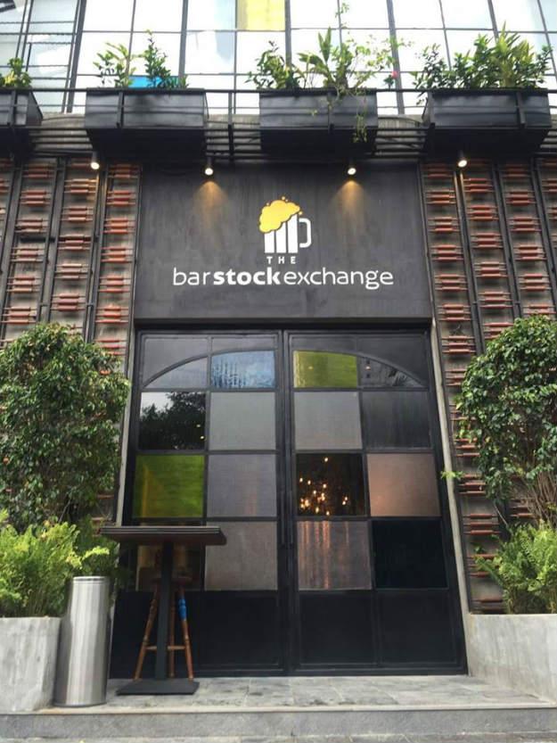bar stock exchange