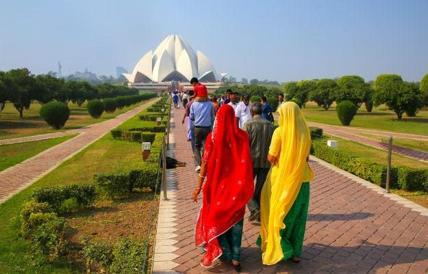 delhi walks