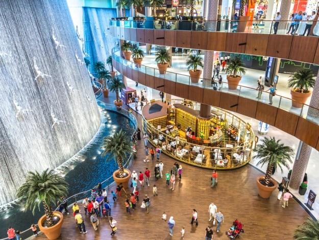 Honeymoon package  dubai mall