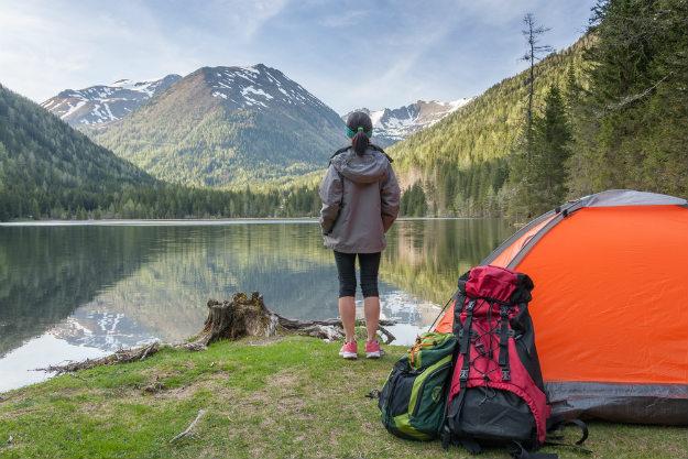 eco-friendly traveler