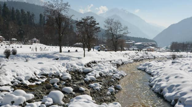 Best Winter Holiday Destinations in Jammu and Kashmir for 2017