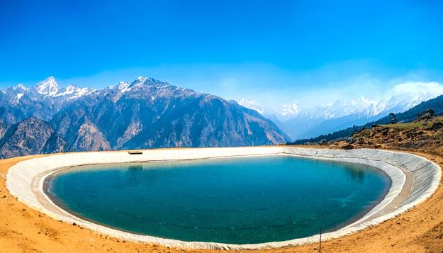 Auli in Uttarakhand