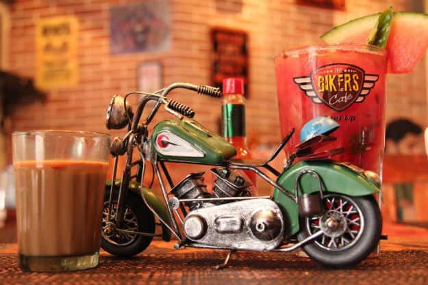 Bikers cafe Kolkata