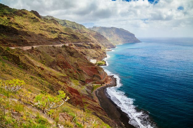 Tenerife, East Coast